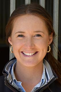 Equestrian Staff - Claudia Turnbull