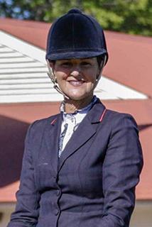 Equestrian Staff - Justine Aitken